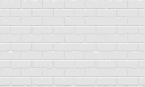 White walls design