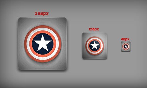CaptainAmerica icons