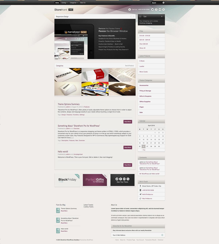 Pro WordPress e-Commerce