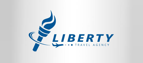 Liberty Travel Agency logo
