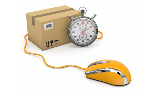 Deliver on time