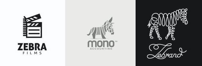 26 Classy Zebra Logo Designs for your Inspiration
