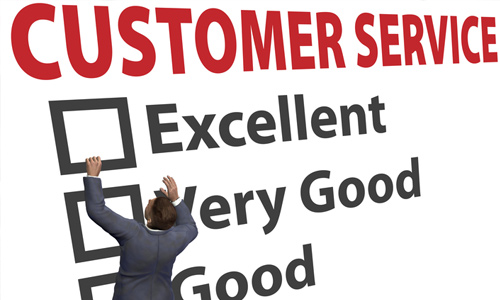 Have good customer service