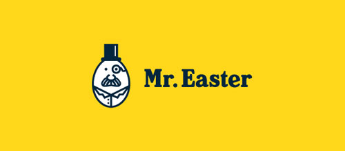 Mr. Easter logo