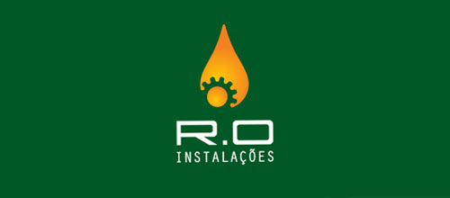 RO Instalações logo