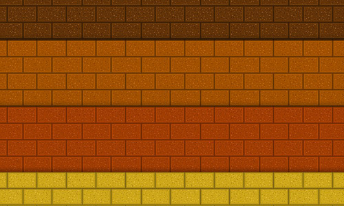 realistic photoshop patterns brick
