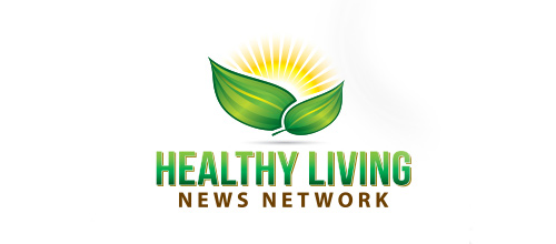Health leaf logo