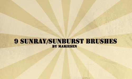 Brushes: Sunray