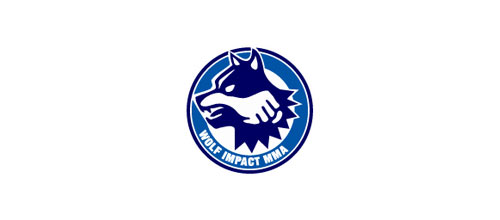 Wolf Impact MMA logo