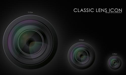 classic icon lens