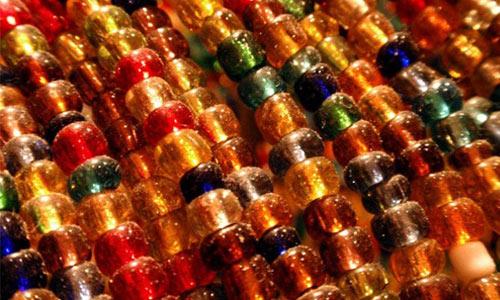 Beads 01 texture