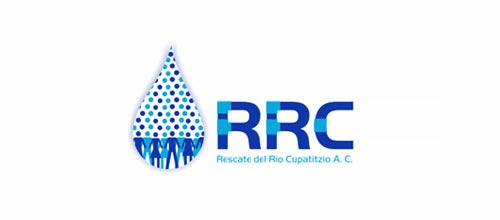 RRC Rescate del Rio Cupatitzio logo