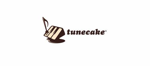 Tunecake logo