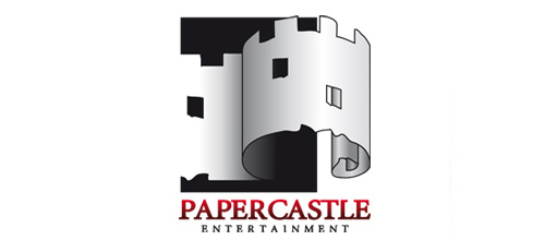 Film movie company castle logo