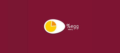 %egg logo