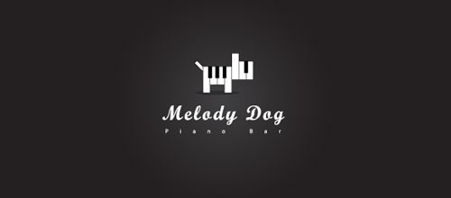 Melody Dog logo