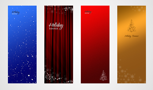 xmas psd banners