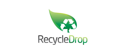 Recycle Drop logo