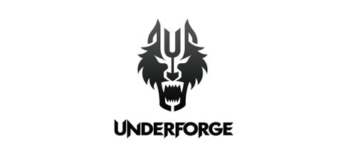 UnderForge SteelWorks logo
