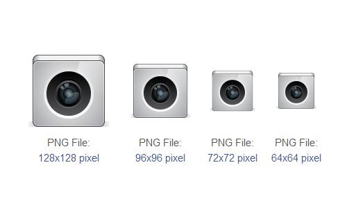 App camera Icon