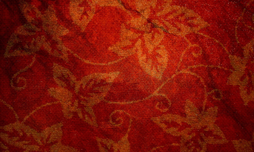 Fabric red christmas textures