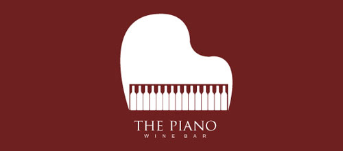 the piano wine bar logo