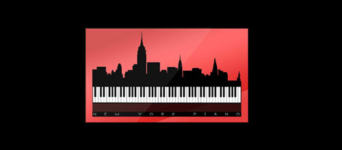 New York Piano Logo