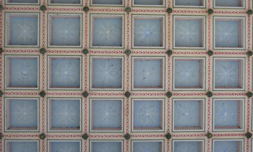 grid ceiling texture
