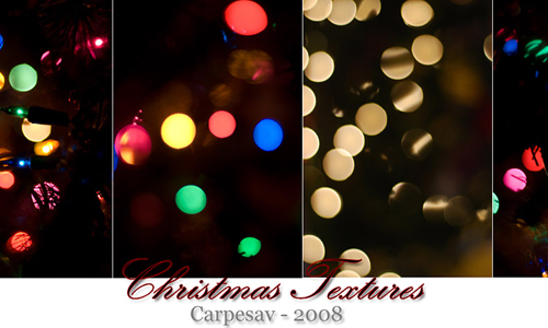 Lights bokeh christmas textures