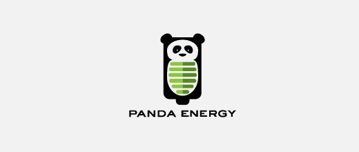 Battery panda logo