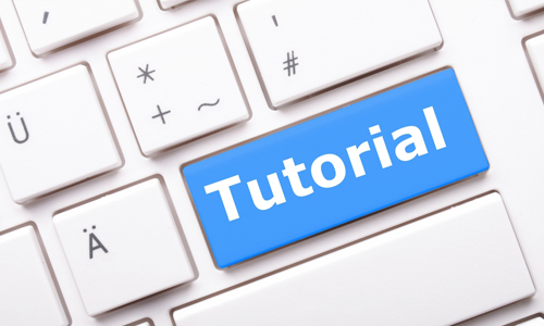 Create a tutorial