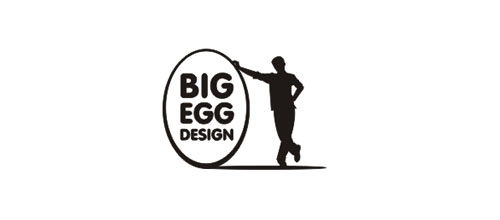 Big Egg Design logo