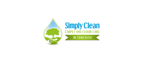 Simply Clean Carpet and Floor Care logo