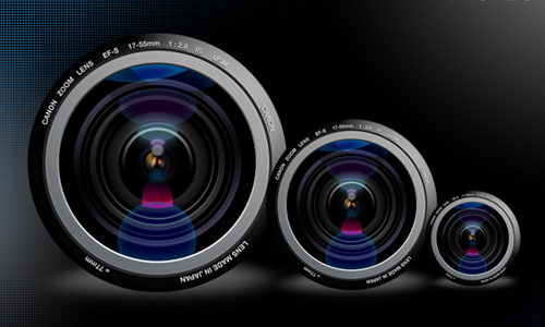 The Lens icons