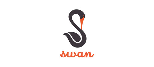 30 Undeniably Beautiful Swan Logo For Your Inspiration Naldz Graphics