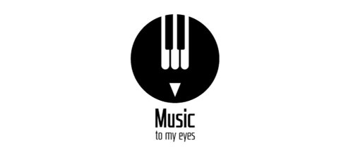 Music to my eyes logo