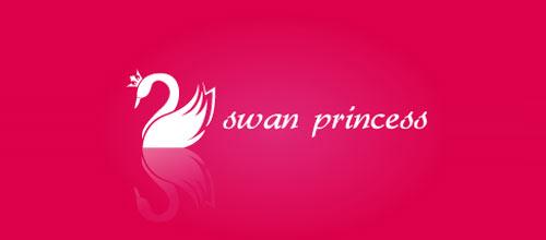 swan princess logo