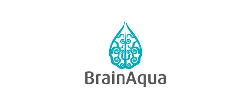 BrainAqua logo
