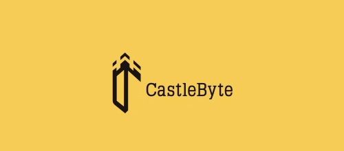 Byte castle logo