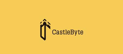 Byte castle logo