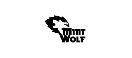 Mint Wolf Logo