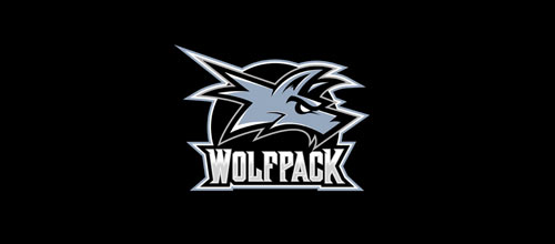 Royal City Wolfpack logo
