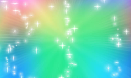 rainbow background 3