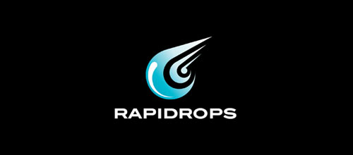 rapid drops logo