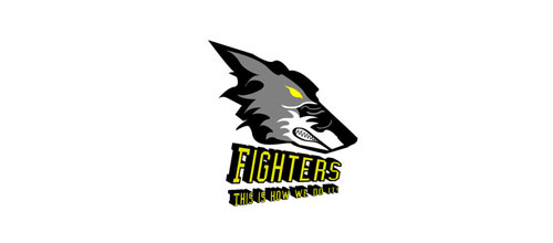 Traders hotel Fighters team logo