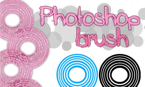 Circle brush