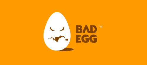 Bad Egg logo