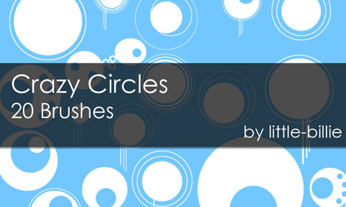Crazy Circles - Brushes