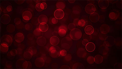 Red Bokeh that resembles blood wallpaper