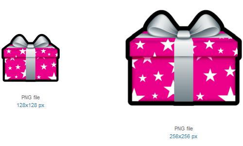Gift 4 Icon